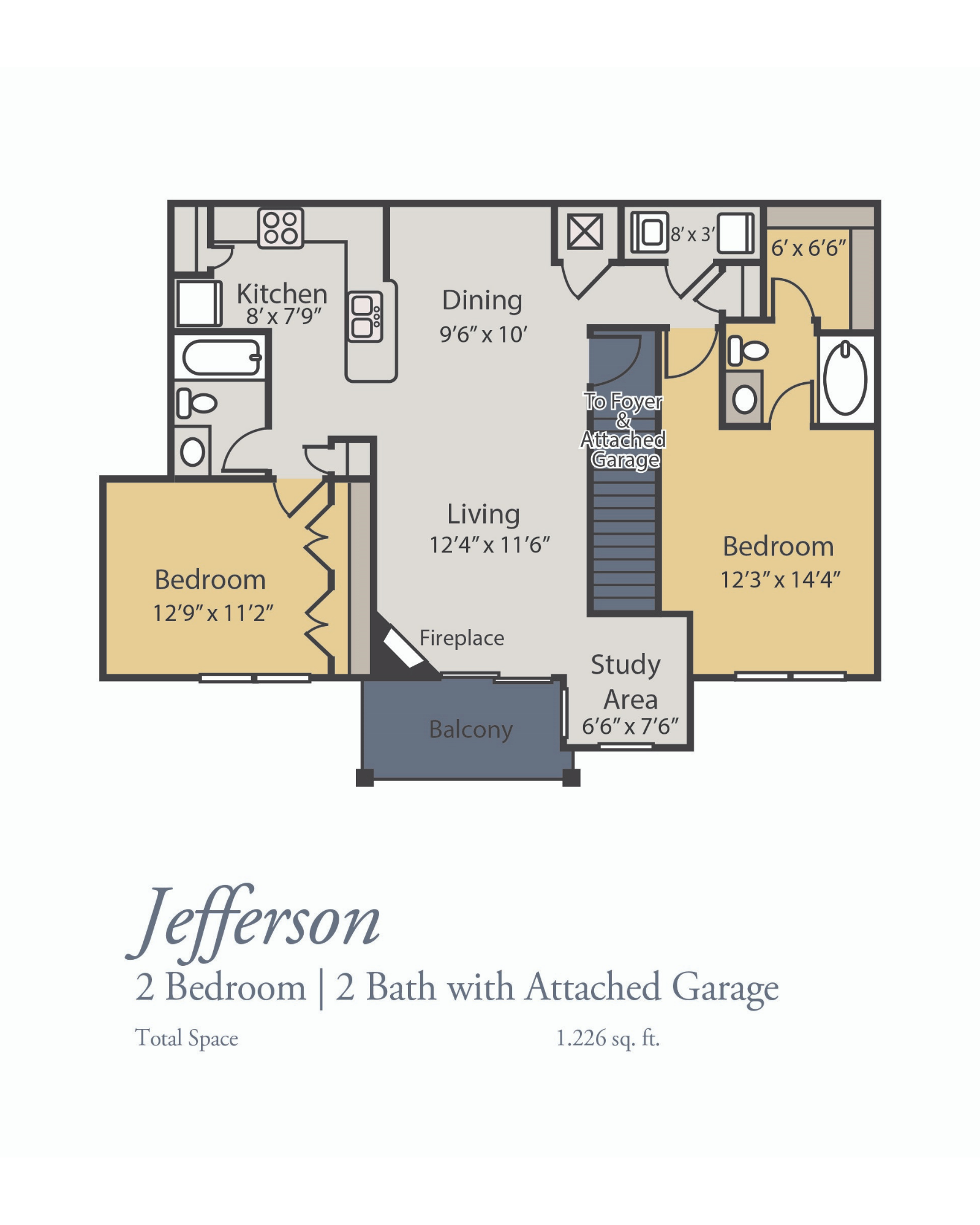 Yorktown Luxury Apartments For Rent 1 2 And 3 Bedrooms